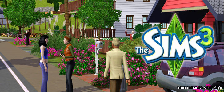 The Sims 3 info web - logo